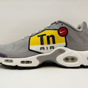 58b48be4cd Nike Shoes | Air Max Plus Tuned Tn Ns Gpx Big Logo | Poshmark